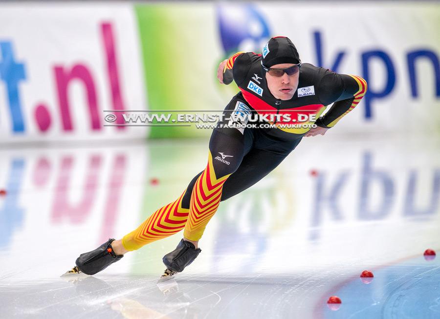 EISSCHNELLLAUF - ISU World Cup Inzell 2014