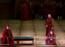 Salzburger Festspiele - Oper - IL TROVATORE (Guiseppe Verdi)