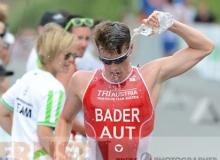 TRIATHLON - ITU World Triathlon Kitzbuehel 2012 - Elite Maenner