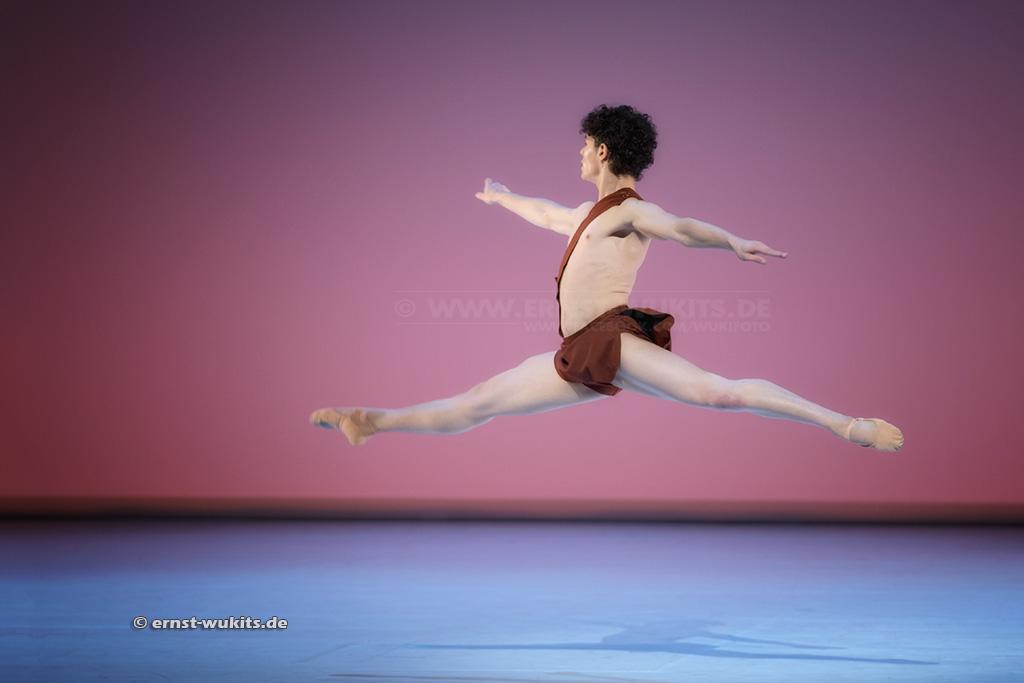 Internationale Ballettgala - Chigusa Fujiyoshi und Pedro Pires