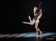 Internationale Ballettgala - Anna Yanchuk und Kt. Flavio Salamanka