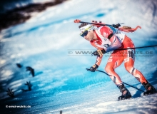 IBU Biathlon Hochfilzen - 10 km Sprint Maenner