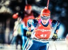 IBU Biathlon Hochfilzen - 7,5km Sprint Frauen