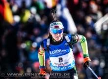 IBU Biathlon Hochfilzen - 10 km Verfolgung Frauen