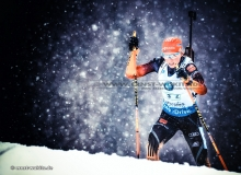 Franziska HILDEBRAND (GER) - IBU BIATHLON WC RUHPOLDING - 4x6 km Staffel Frauen