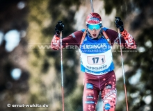 Andrejs RASTORGUJEVS (LAT) - IBU BIATHLON WC Ruhpolding - 4 x 7,5 km Staffel Maenner