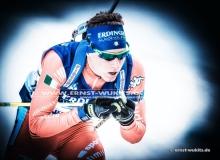 Lukas HOFER (ITA) - IBU BIATHLON WC RUHPOLDING - 4 x 7,5 km Staffel Maenner