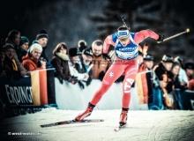 Dominik WINDISCH (ITA) - IBU BIATHLON WC RUHPOLDING - 4 x 7,5 km Staffel Maenner