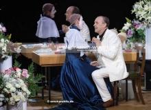 SALZBURGER FESTSPIELE - Der Ignorant und der Wahnsinnige (Schauspiel von Thomas Bernhard)