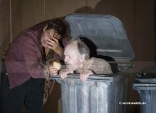 SALZBURGER FESTSPIELE - ENDSPIEL (Schauspiel von Samuel Beckett)