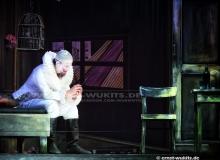 Salzburger Osterfestspiele - Oper Pagliacci  (von Ruggero Leoncavallo)