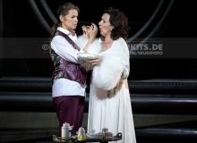 SALZBURGER FESTSPIELE - DER ROSENKAVALIER ( Richard Strauss )