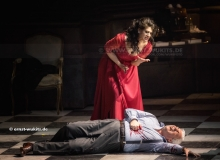 SALZBURGER OSTERFESTSPIELE - Puccinis Oper - TOSCA -