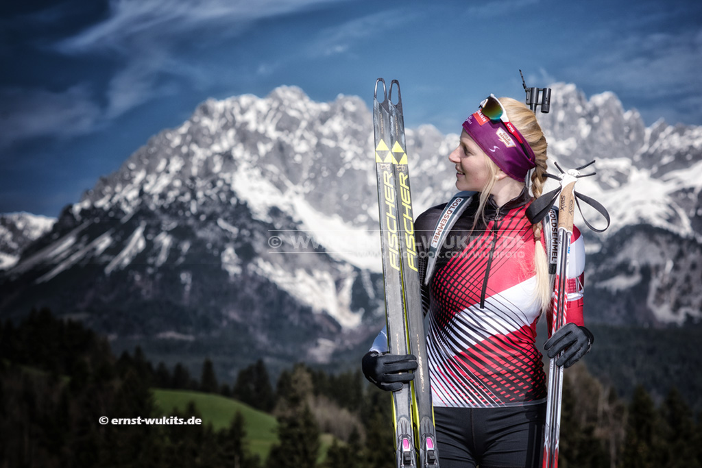 SHOOTING - Lisa Theresa HAUSER - Biathlon