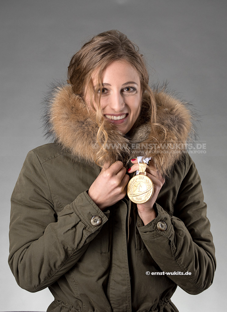SHOOTING - Vanessa HINZ - Biathlon