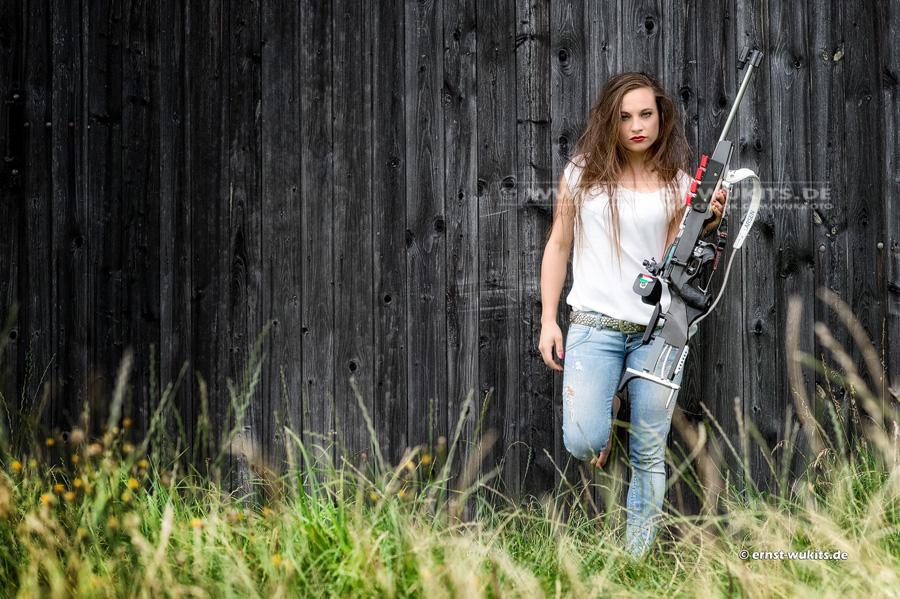 SHOOTING - Dorothea Wierer - Biathlon