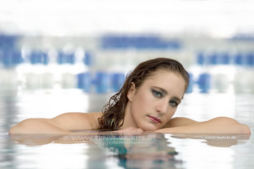 SHOOTING - Johanna Gerstbauer - Schwimmen