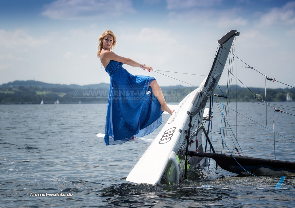 SHOOTING - Tina Lutz - Segelsport