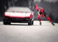 SHOOTING - Moritz Geisreiter - Eisschnelllauf