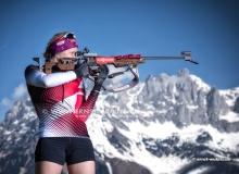 SHOOTING - Lisa Theresa HAUSER - Biathlon