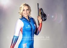 FOTOSHOOTING - Bente KRAUS - Eisschnelllauf