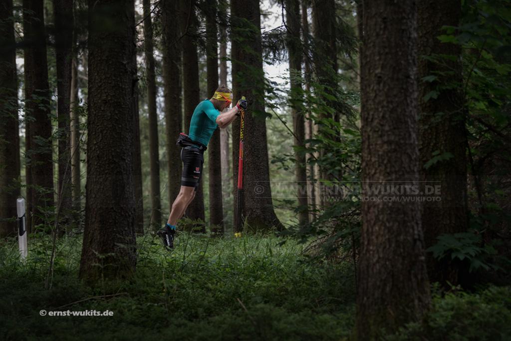 LANGLAUF - Skirollertraining Klassisch