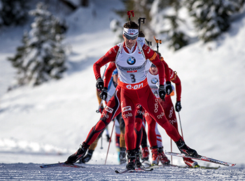 08.12.2013: BIATHLON - WC Hochfilzen - MEN 12,5 KM PURSUIT