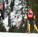 BIATHLON - DSV Deutschlandpokal - Sprint