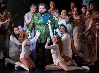 Oper - PARSIFAL (Richard Wagner)