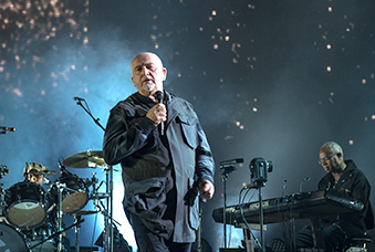 24.11.2014: MUSIK - Peter Gabriel (Back To Front)