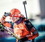 12.12.2014: BIATHLON - 7,5km Sprint Frauen